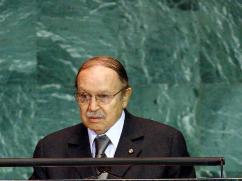 Абделазис Бутефлика - претседател на Алжир