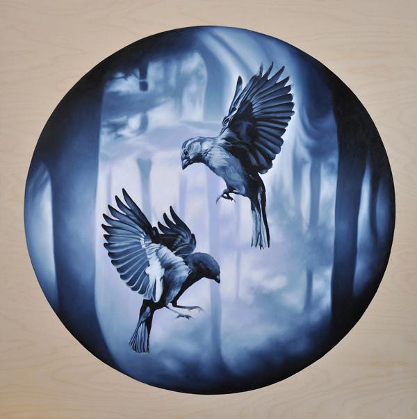 """""""Засолниште"""" на австралискиот уметник Мајкл Пек"""