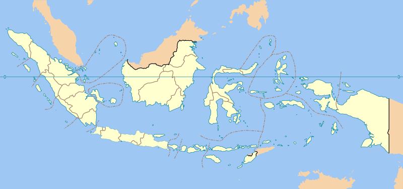 Земјотрес со јачина од 7,3 степени ја погоди Индонезија
