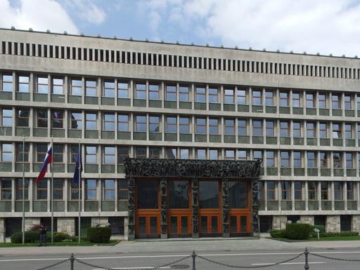 Парламент на Словенија