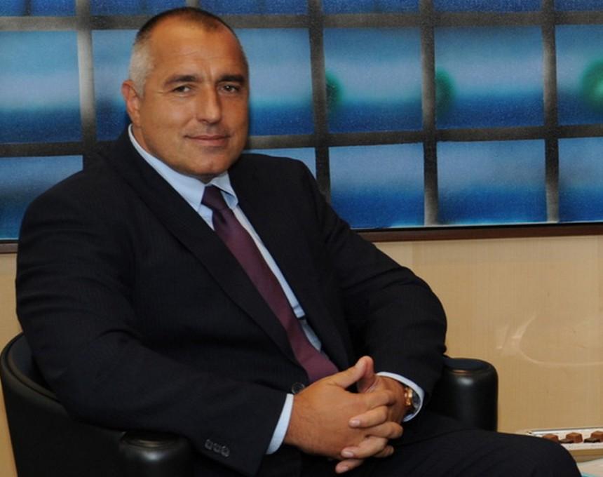 Бојко Борисов, премиер на БУгарија