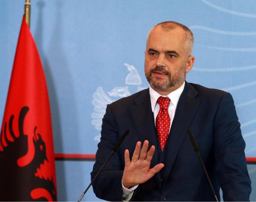 Еди Рама, премиер на Албанија