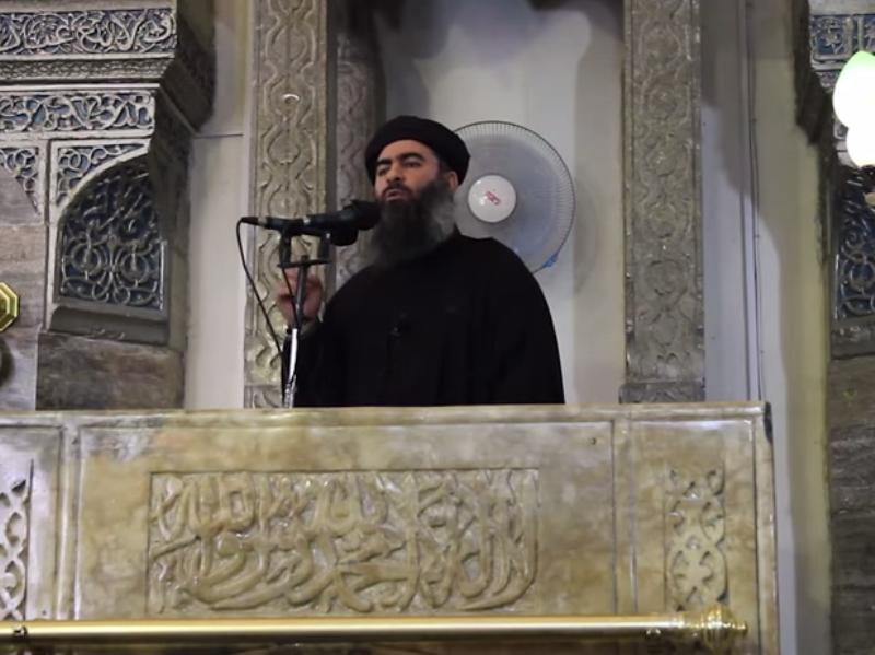 Абу Бакр ел Багдади