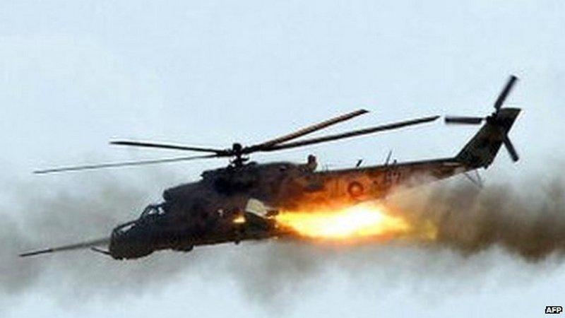 Срушен ерменски хеликоптер во близина на на отцепената територија Нагорно-Карабах