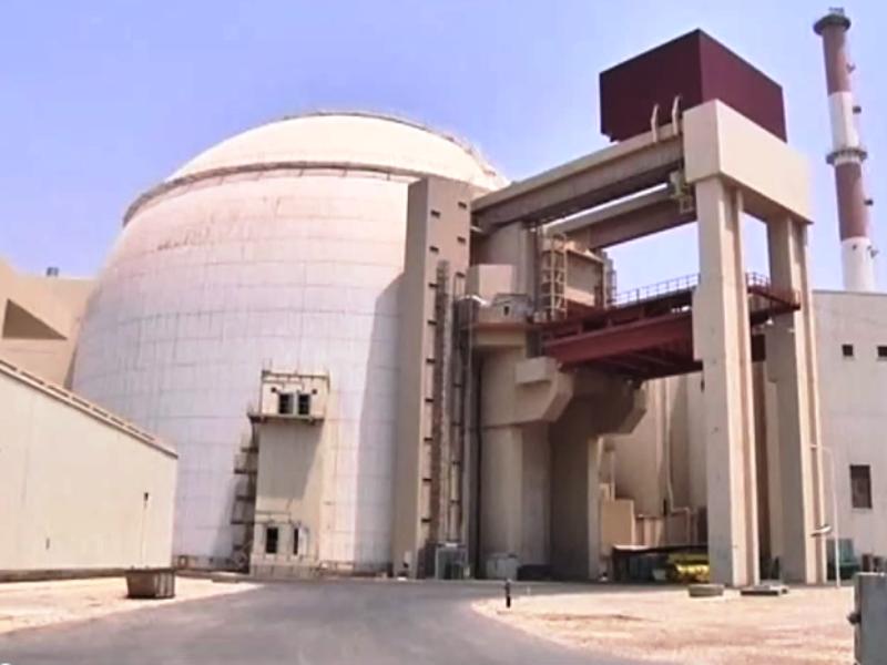 Иранска нуклеарна централа Бушер