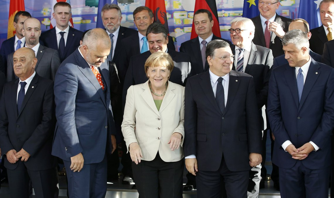 """Се одржува во организација на реномираниот германско - американски Институт """"Аспен"""" во Берлин"""