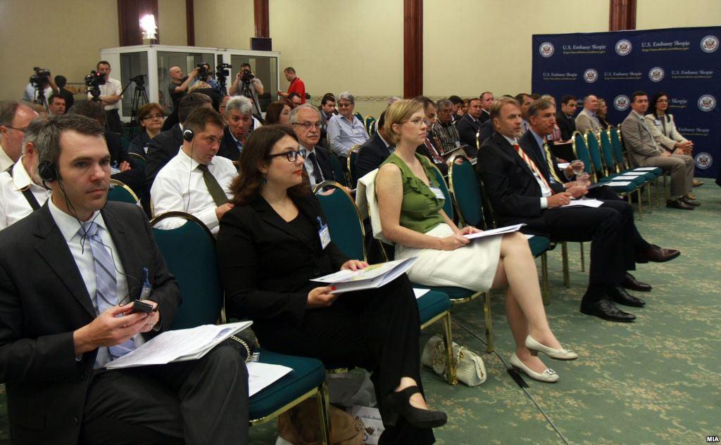 Идејата е конференцијата да претставува отворен форум за размена на тема енергетска безбедност во Западен Балкан