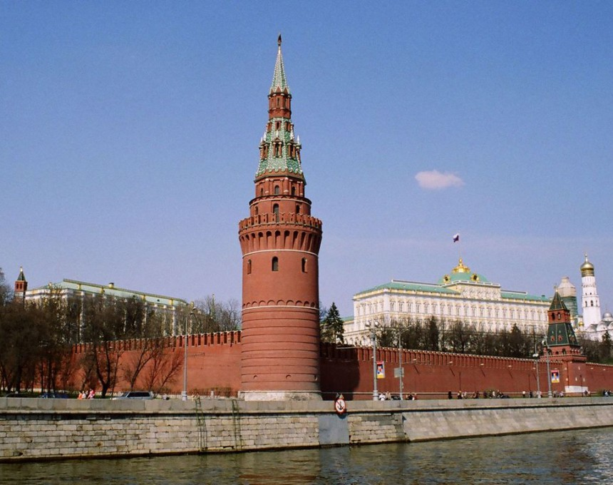 Кремљ Москва
