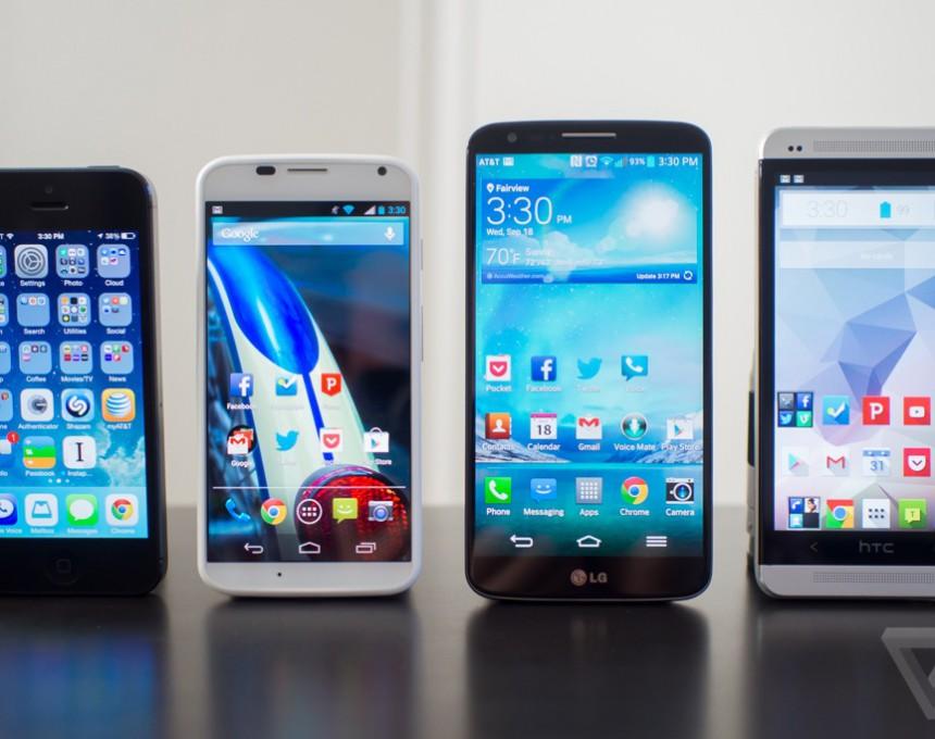 Во минатото тримесечје, LG продаде 16,8 милиони смартфони