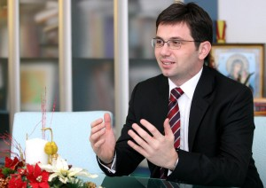 Министерот за транспорт и врски во работна посета
