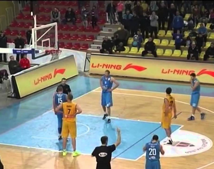 Најефикасен на натпреварот беше Вања Маринковиќ со 20 поени