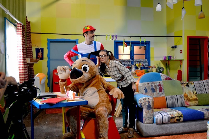 Детска емисија 5+ фамилијата
