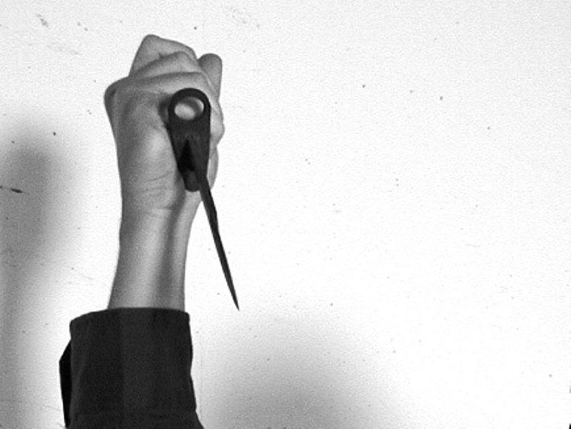 Напад со нож