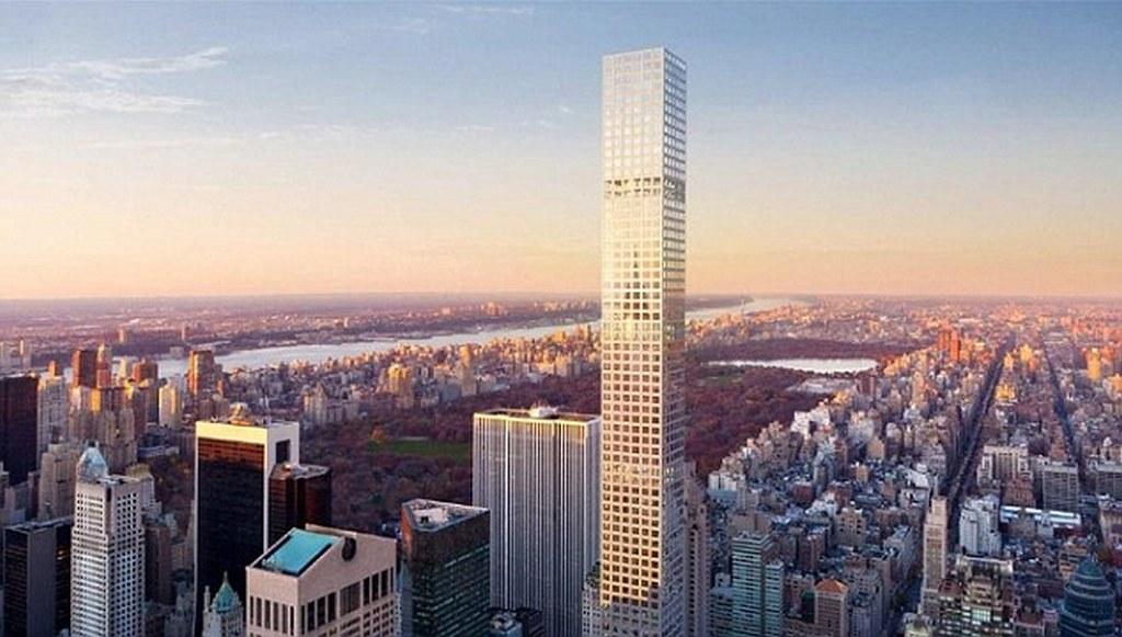 Облакодерот има 104 ката, а неговата изградба чинеше 3,9 милијарди долари
