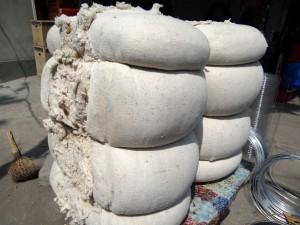 Собран памук