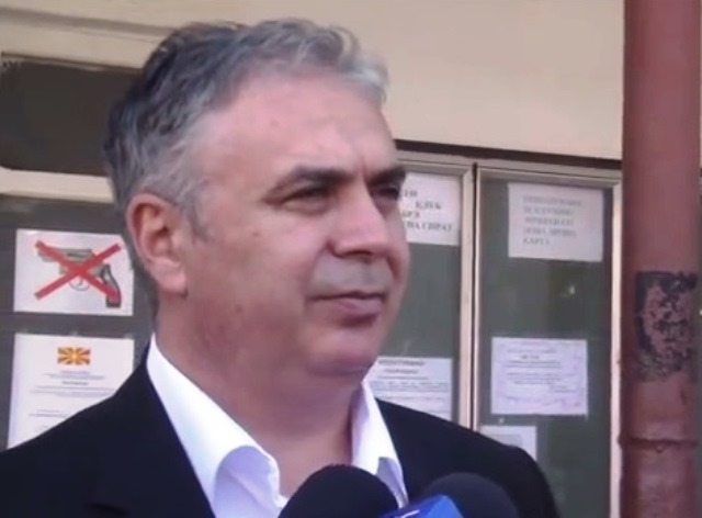 Александар Петрески