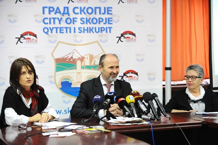 Централниот настан ќе се одржи на 13 Ноември во објектот на Македонскиот народен театар во 19.30 часот
