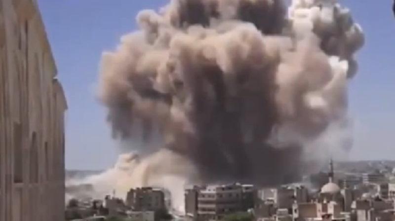 Експлозии во Дамаск