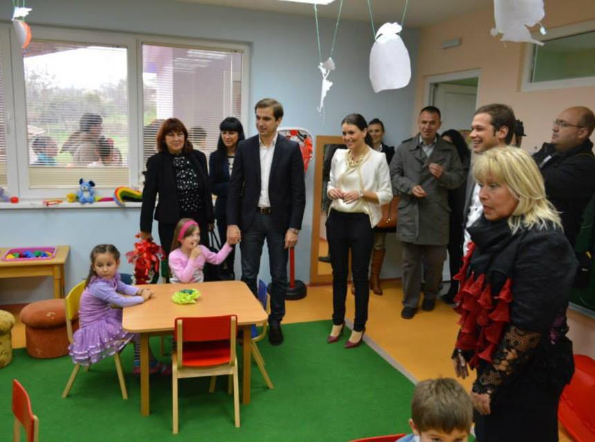 Првата градинка во Дојран е со капацитет за згрижување на 50 деца
