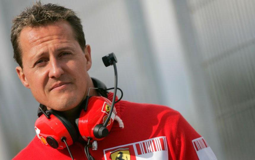 Михаел Шумахер во овој момент се наоѓа во својата вила во близина на Лозана