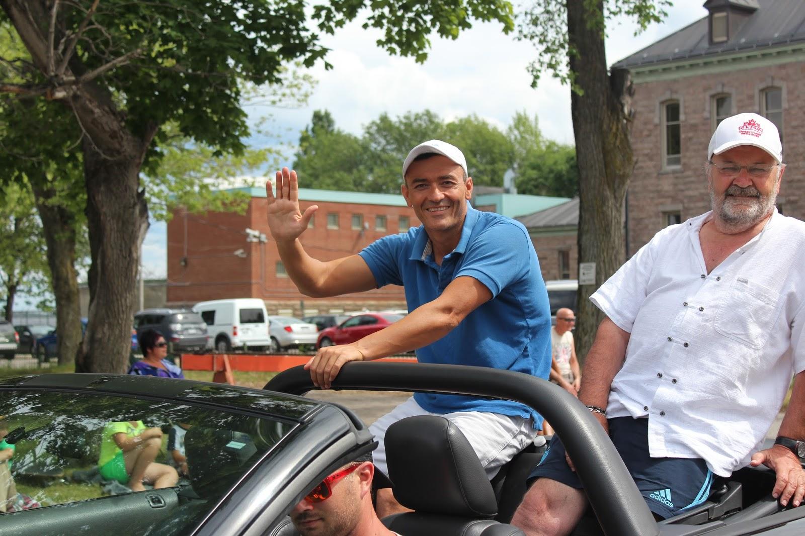 Потврда за високата класа на Стефановски се двете победи (лани и годинава) на трката на езерото Сен Жан во Канада