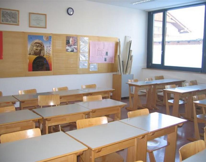 Училиштата без деца