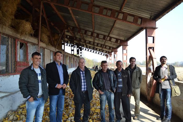 Како дел од иницијативата беа донирани 120 системи капка-по-капка