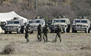 vojnici ukraina