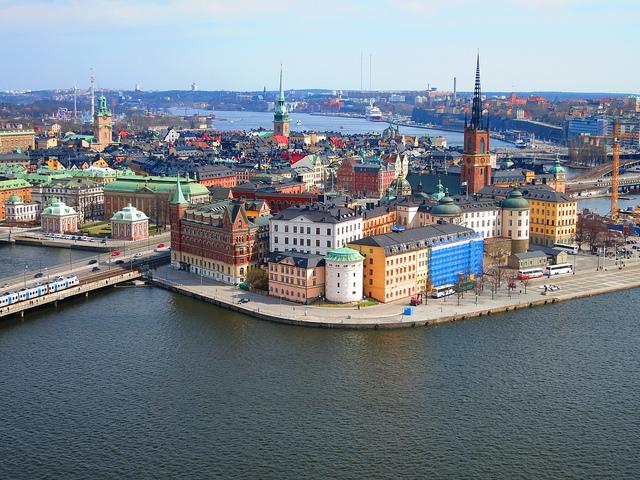 Главниот град на Шведска се најде на врвот на листата од 40 градови ширум светот