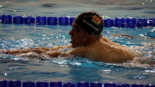 Блажевски на шампионатот ќе настапи и на 100, 200 и 400 метри мешано и на 200 метри пеперутка