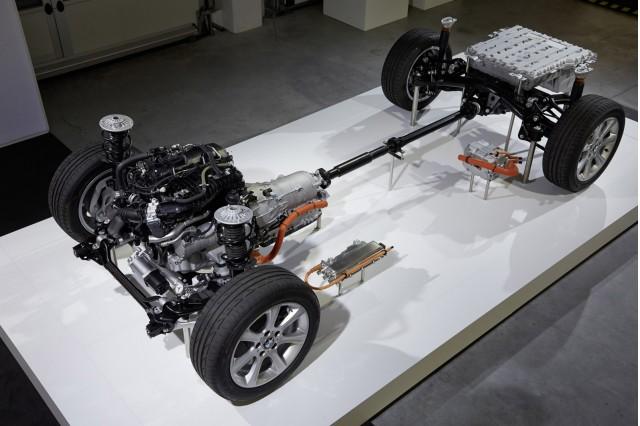 Со овој прототип е оставена можност за продолжување на времето кое хибридните возила можат да го поминат во електричен режим на возење