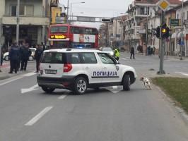 Борко и полицијата