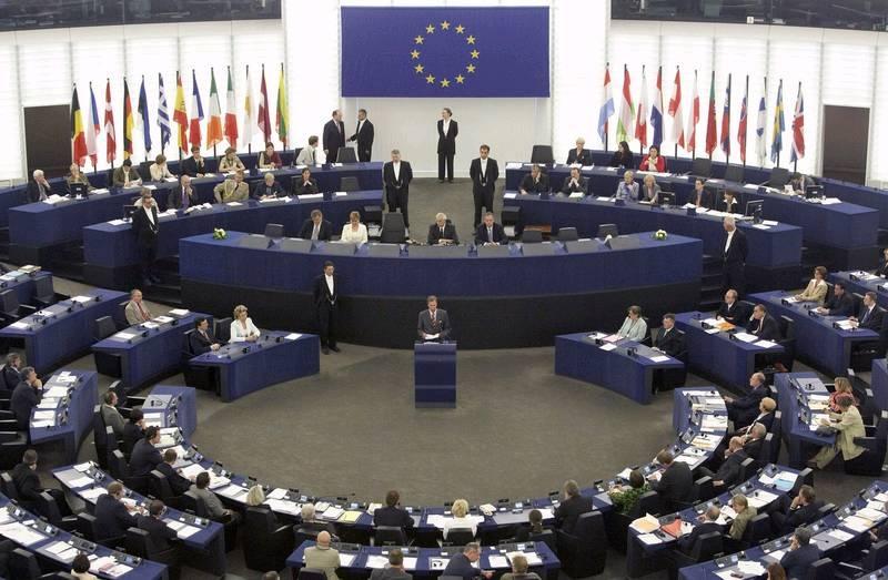 brisel parlament