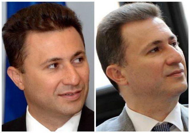 Никола Груевски:Ги остаре сите со долгите владини седници и работата 24/7, но кај него најмалку се забележуваат промените. Не е потврдено дали е тоа поради честото појавување во јавноста или редовното потстрижување.