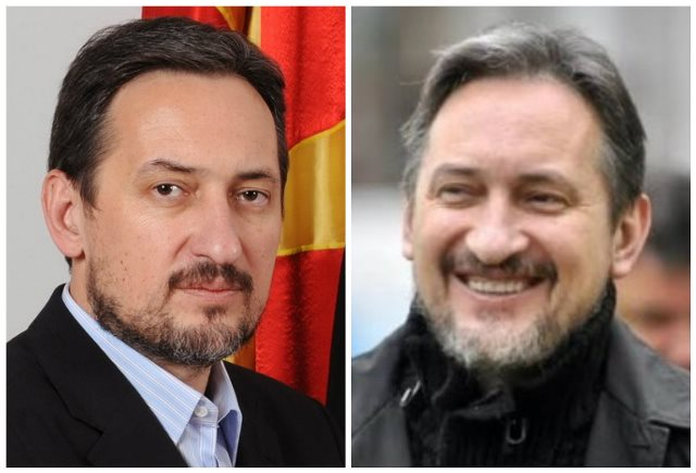 Љубчо Георгиевски:Вмровската брада му е се пократка и се побела. Но, тоа не му влијае на расположението. И нему му годи опозиционерството.
