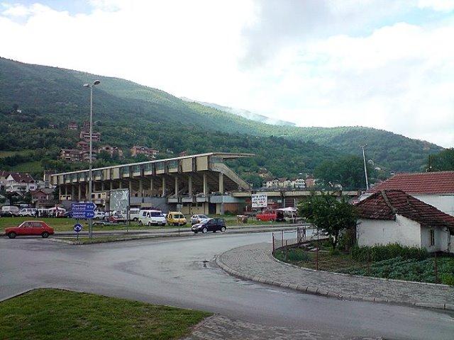 Градски стадион Тетово