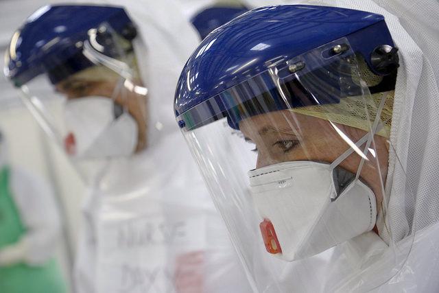ebola, zdravstveni rabotnici siera leone