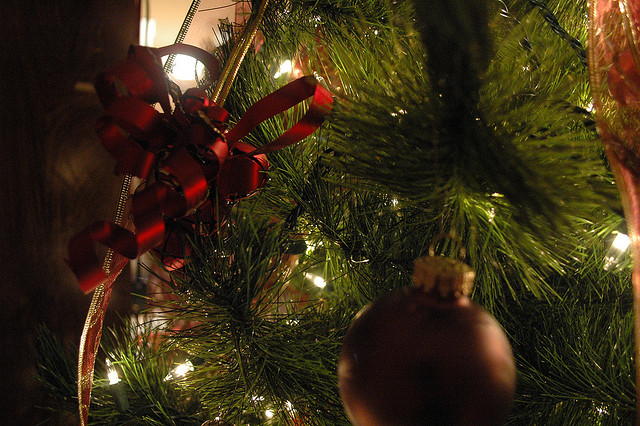 новогодишна елка