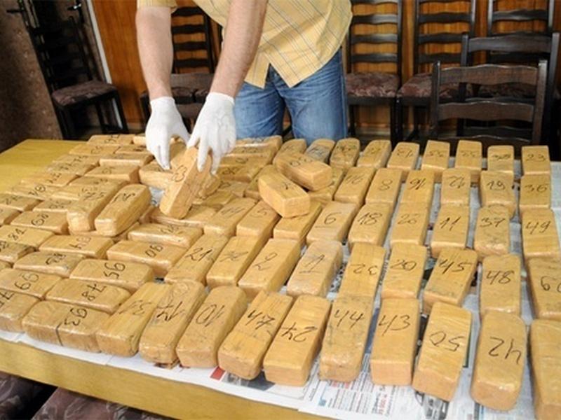 Во акциите на полициите на четирите држави уапсени се речиси 400 членови на криминалната група и запленети се околу 100 килограми хероин