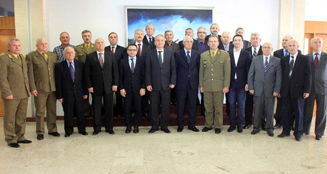 На средбата, како што изјави министерот Јолевски,  се зборувало за активностите кои се релизирани оваа година и за плановите за идната година