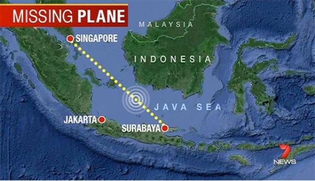 Малезиски авион Ер Азија