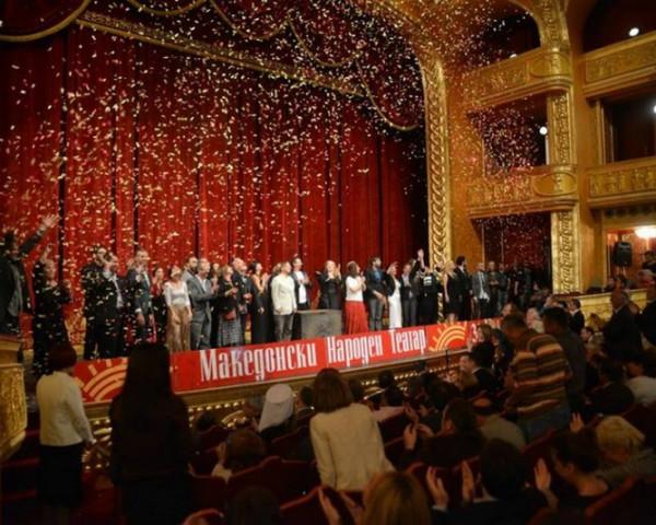 """Централен дел од театарскиот маратон ќе биде голем концерт, насловен """"МНТ и пријателите"""""""