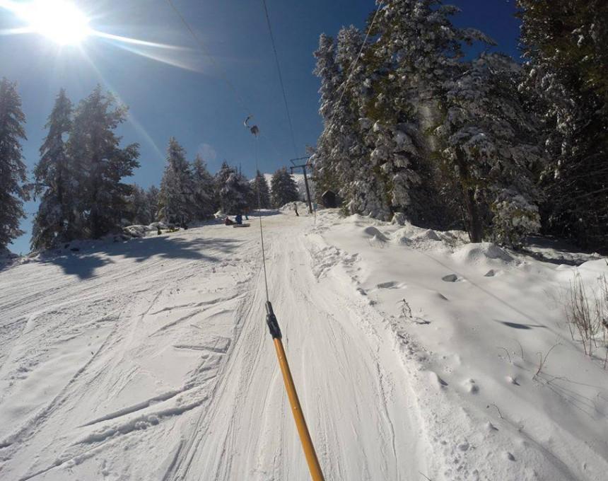 """ЈП """"Стрежево"""" најави и проширување на ски-патеките до месноста викана Орлови Бари на Баба планина"""