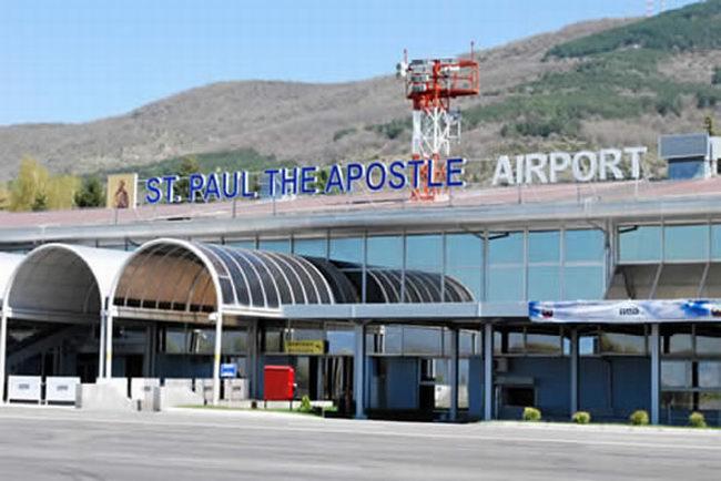 ohridski aerodrom