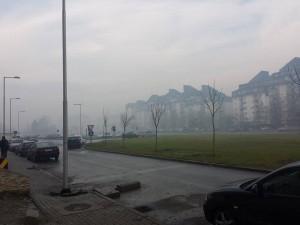 Загадување Лисиче