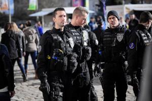 Белгија полиција