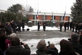 Француска амбасада омаж