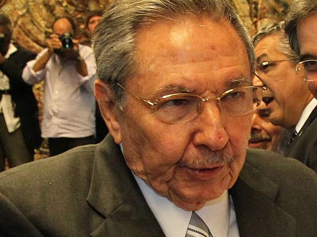 Раул Кастро