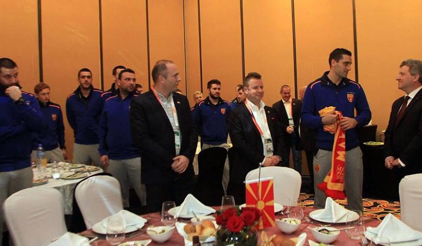 Македонските ракометари првиот дуел ќе ги имаат со репрезентацијата на Тунис утре во 15 часот по македонско време