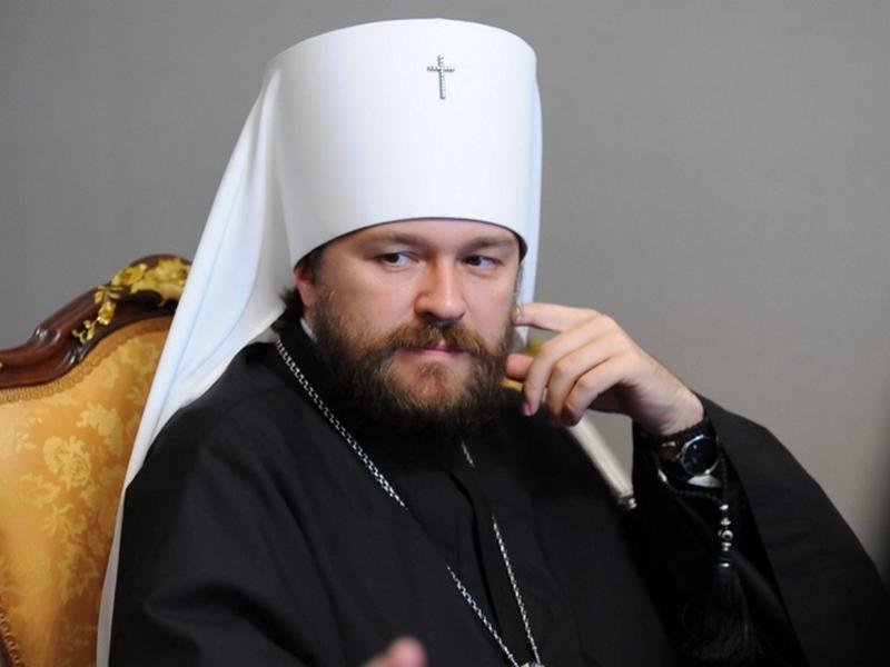 Изјавата е дел од интервју на Иларион Алфеев дадено за Бугарското национално радио(БНР) за време на неговата посета на Софија, пред Нова година